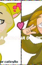 La Hermana del Rico ┼ Tu Y Springtrap ┼ ♪ FNAFHS ♪ (COMPLETA) \*-Editando-* by -ItsCatie980-