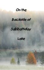 On the Back Side of Sabbathday Lake by ChickenJen
