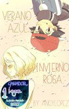 Verano azul, invierno rosa   AmourShipping by xAngyLopez