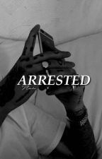 ARRESTED [HARRY]  by CVMBBY-