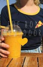 The Boy Next Door❤ by rosey_dolans