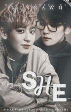 sHe ↪ChanBaek. by NinnaWu