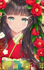my senpai's birthday (love live sunshine!) by Hiromi_orange