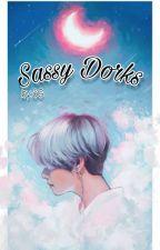 ¡Hey, Sassy Dorks! ( KookTae / KookV ) by Sassy_Ghoul