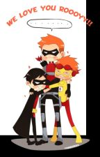 Brotherly Love(Young Justice Fanfiction) by History_Nerd21