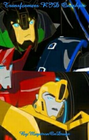 Transformers Robots In Disguise (One Shots/ Temporally On Hold