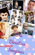 One direction imagines by molly180697