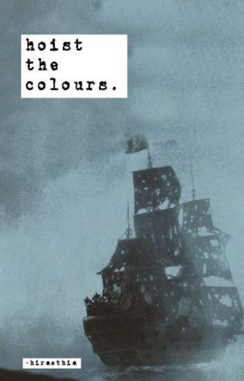 hoist the colours (tracob au) [DISCONTINUED]