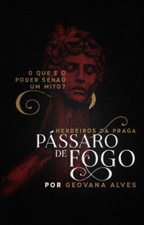 Pássaro de Fogo by JovsAlves