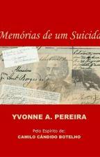 Memórias de um Suicida by AmandaVieira468