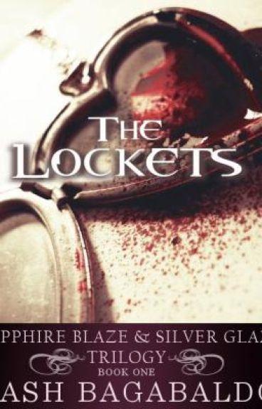Sapphire Blaze and Silver Glaze: The Lockets