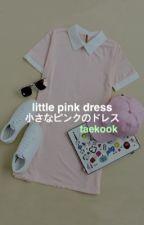 little pink dress {taekook} by heonult