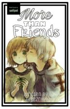 More than Friends (Book 1) by JHeeZrHyl