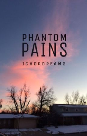 phantom pains by ichordreams