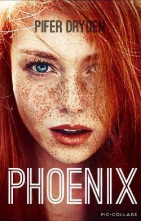 Phoenix ➳ An Avengers Fanfic (Book 2 of the Scepter Chronicles) by piferdryden