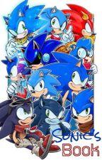 Sonic's Book  by RunSonic
