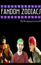 FANDOM ZODIACS|Zodiac Book 1 by andmariareynolds