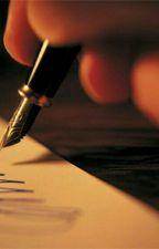 Escritos  by elprincexv