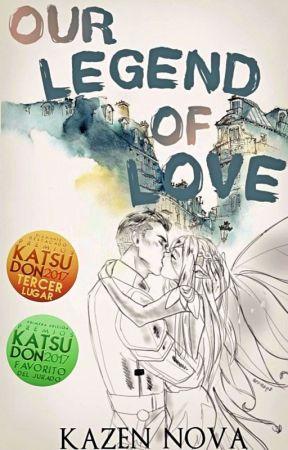Our Legend of Love (Otayuri) by kazen_nova