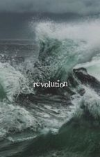 REVOLUTION  ➳ tmr gif series by gryffindorrs