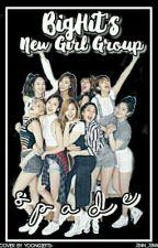 BigHit's New Girl Group by Jinn_Jinn