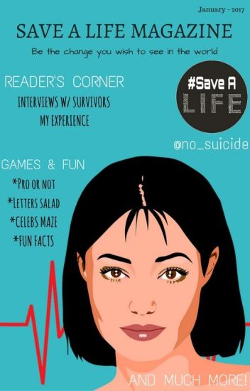 Save A Life Magazine (Jan Issue)