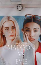 Madison v.s Evie ➳ jack gilinsky ➳ instagram by nate-sbabygirl