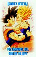 Me Enamoré Del Hijo De Mi Jefe [Goku y Vegeta] by AilenP_19