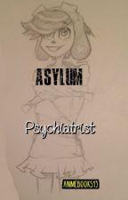 Asylum Psychologist (Sockathan) by AnimeBooks13