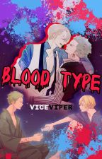 Sanji x Zoro: Blood Type by xEternalSleep