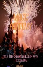 Magic Academy by JeonxNari