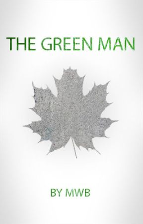 The Green Man by MicahWashe