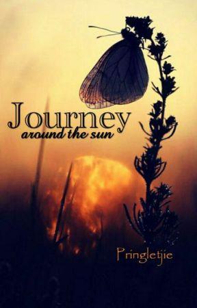 Journey around the sun by Pringletjie