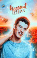 〈Ideas Para Cuentas〉 by TheVIPSquad