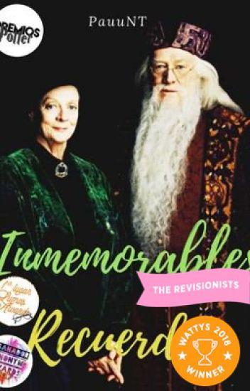 Inmemorables Recuerdos {Harry Potter/MMAD}