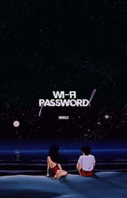 V-transㅣYoongi ▷Wi-fi password◁