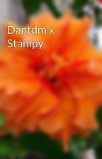 Dantdm x Stampy by SilverandEcho