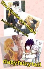 The promise you forgot (Sasuke X Naruko fanfic) by gabyfairytail