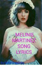 Melanie Martinez song lyrics  by lightning_dead