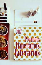 Pequeños itinerarios literarios 2017 by autumn-may