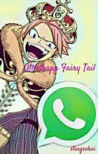 {WhatsApp Fairy Tail} by stingsekai