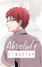 Absolute Disaster [Akashi X Reader] | BOOK II by TheBlindTopaz