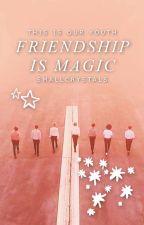 Friendship School - Friendship is Magic by crystalmusic111