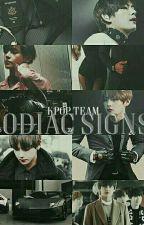 K-pop знаки зодиака. by K-pop_Team