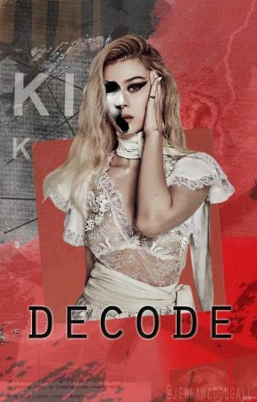 DECODE ➝ k.w by jennamcdougall