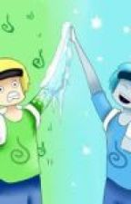 The Adventure ( a Inthelittlewood/Pewdiepie fanfic) by minergamez
