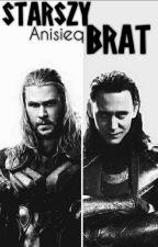 Starszy brat    Loki by _WinterShadow_
