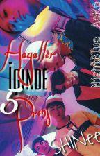 Hayaller İçinde 5 Prens ♥ -SHINee- by NightBlue_AeRa