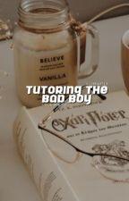 Tutoring The Bad Boy ; Simon Minter ✓ by Illuminatex