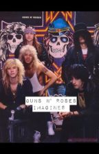 Guns N' Roses Imagines  ~~~ON HOLD~~~ by death_by_stereo